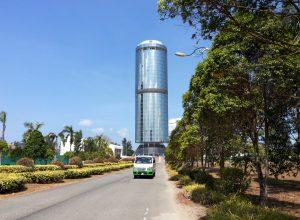 Tun Mustapha Tower, kota kinabalu