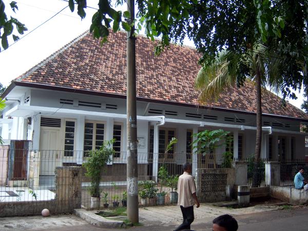 rumah urip sumoharjo