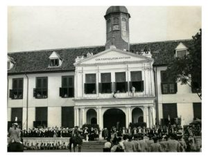 Museum Fatahillah, stadhuis batavia
