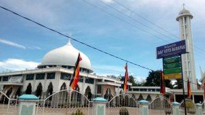 musajik usang kotomarapak, masjid lama kotomarapak, masjid jamik kotomarapak