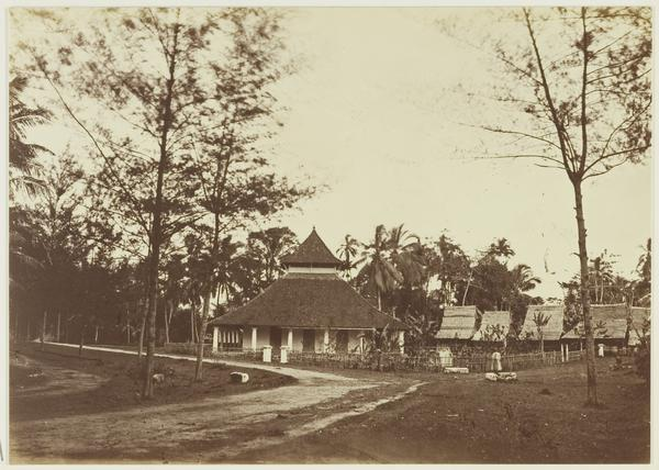 masjid jamik bengkulu