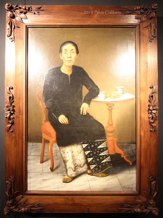 Raden Saleh, RA MUNING KASARI