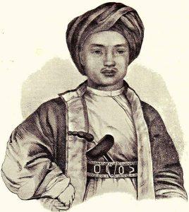 Sentot Alibasyah Prawirodirjo, bengkulu