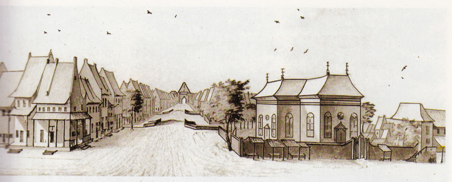 Gereja Portugis di Dalam