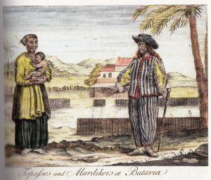 mardijker, mardijkers, portugis hitam