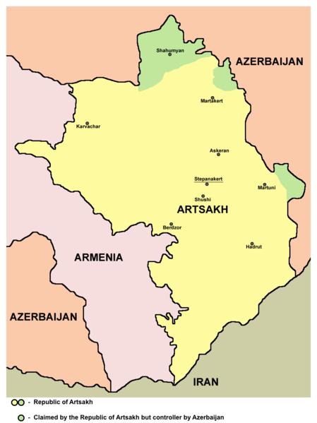 Artsakh, Joseph Johannes, Agha Hovsep Hovhannes Amirkhan