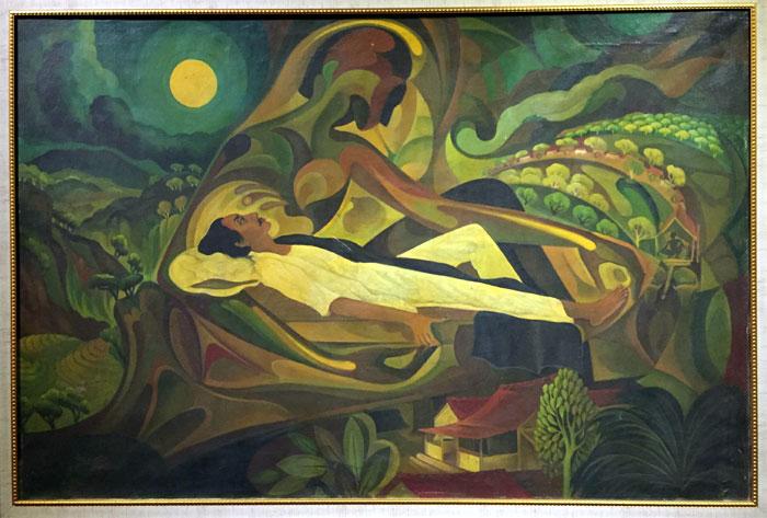 lukisan SOEDIBIO, seniman SOEDIBIO, pelukis SOEDIBIO