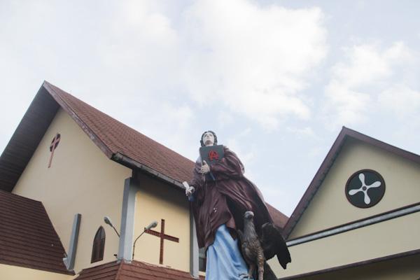 Gereja Katolik St. Yohanes Penginjil Bengkulu