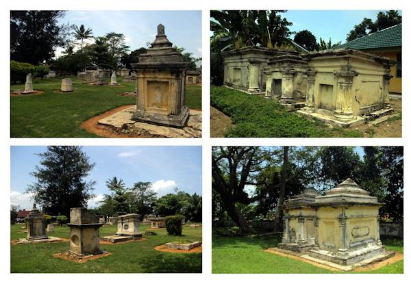 Makam Inggris, Benteng Marlborough, Bengkulu