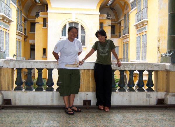 Fine Arts Museum of Ho Chi Minh City, Vietnam