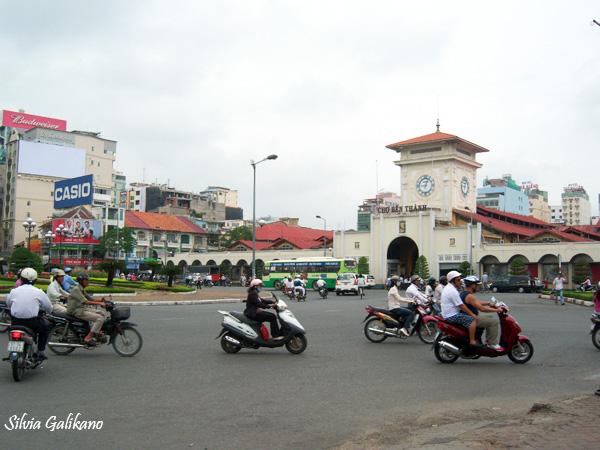 Pasar Ben Thanh, ben thanh market, vietnam, ho chi minh city, saigon