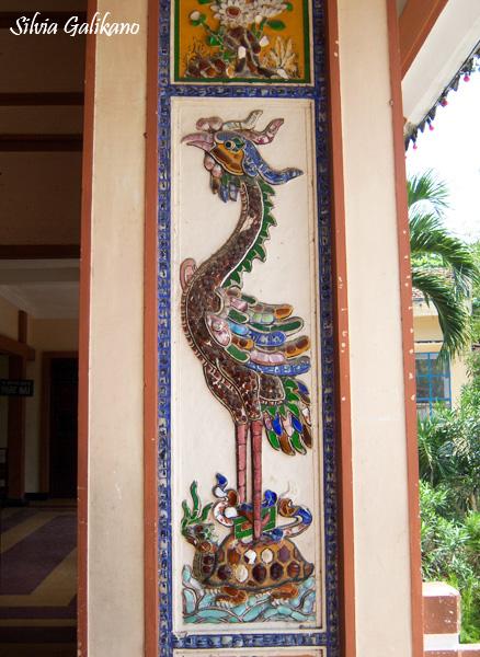 Pagoda Long Son, nha trang, vietnam