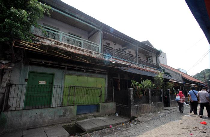 museum benteng heritage, pasar lama tangerang, pecinan tangerang
