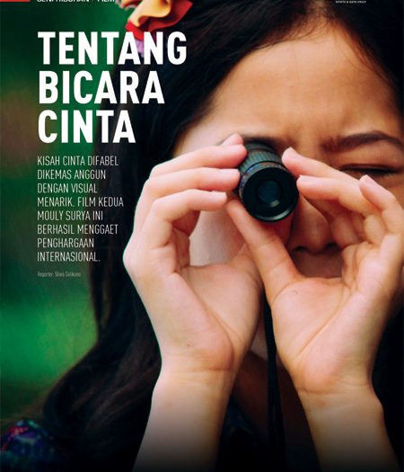 tentang bicara cinta, What They Don't Talk About When Talk About Love