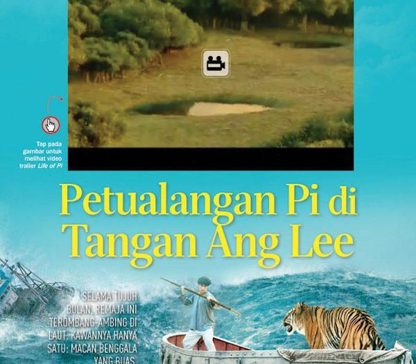 life of pi, ang lee