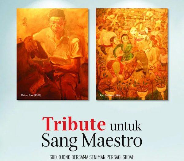 Tribute untuk sang maestro, persagi