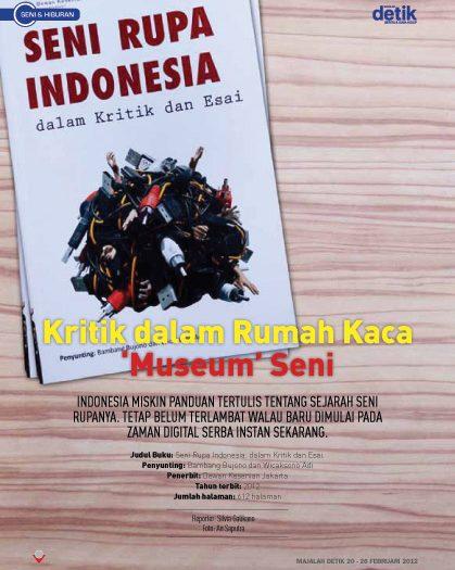 Seni Rupa Indonesia dalam Kritik dan Esai
