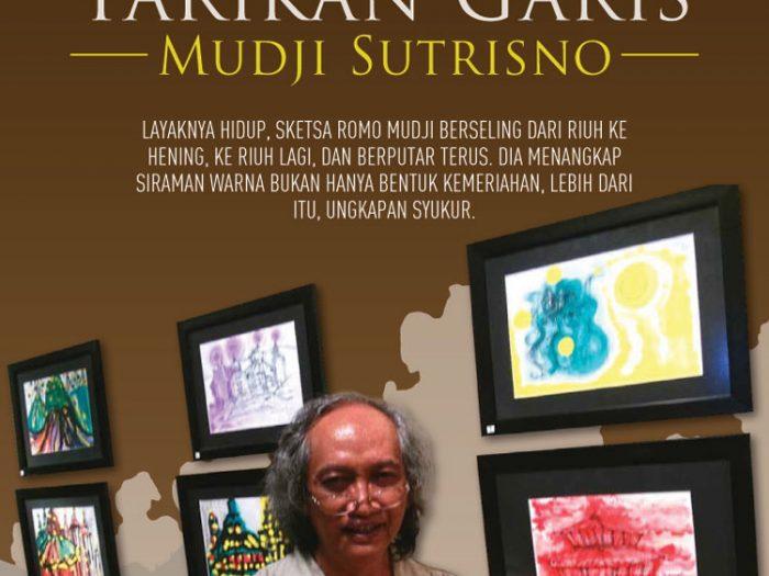 romo mudji, pameran sketsa