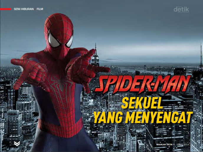 he Amazing Spider-Man 2
