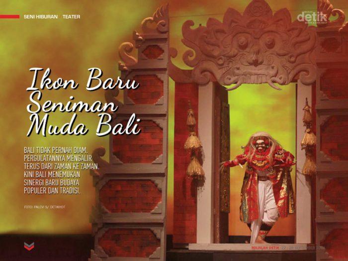 Roman Made in Bali