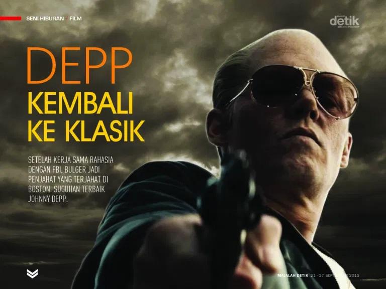 Johnny Depp, scott cooper, Black Mass, film Black Mass, Black Mass movie