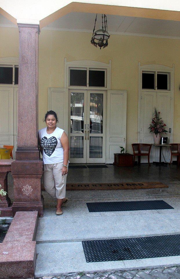 inisial LKH di hotel damai residence
