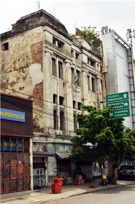 Gedung OLVEH Jakarta, OLVEH Batavia