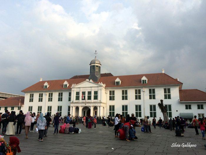 Museum Sejarah Jakarta. Museum Fatahillah