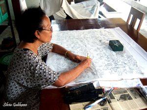 Sigit Witjaksono, lasem, batik lasem, pecinan lasem