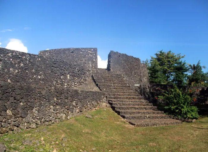 Benteng Keraton Buton, 2016. (Foto Silvia Galikano)