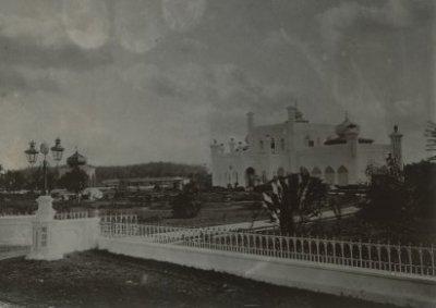 Istana Asserayah Hasyimiah siak