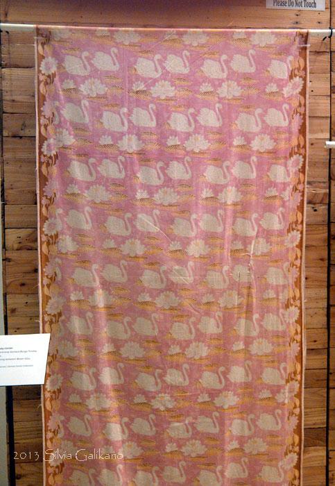 Lendang (gendongan bayi), batik belanda