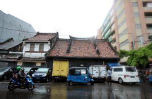 Rumah Keluarga Souw di Jalan Perniagaan Raya, Jakarta BaratRumah Keluarga Souw di Jalan Perniagaan Raya, Jakarta Barat