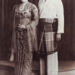 Ratna Djuami dan Asmarahadi. (Dok. Kemal Asmarahadi)