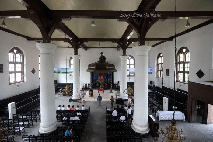 gereja sion, gereja sion jakarta, Portugese Buitenkerk