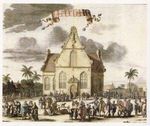 gereja salib batavia, Kruiskerk batavia