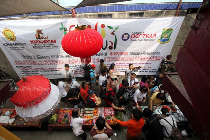 ROEMBOER Tangga Ronggeng, Pasar Lama Tangerang