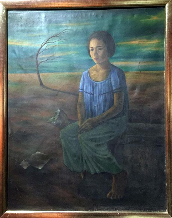 lukisan HANDRIO, pelukis HANDRIO, seniman HANDRIO