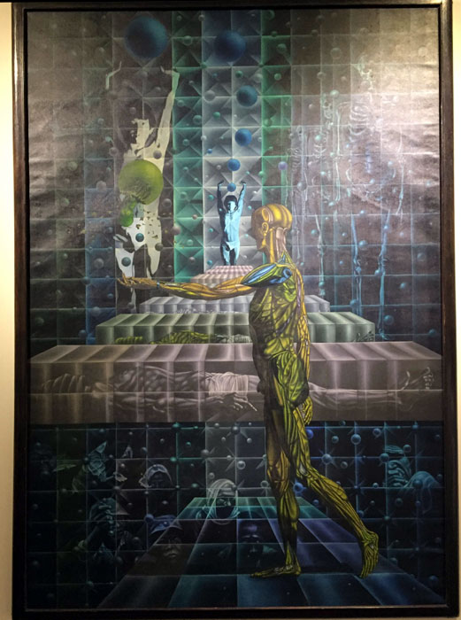 lukisan SUTJIPTO ADI, pelukis SUTJIPTO ADI, seniman SUTJIPTO ADI