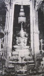 buddha zamrud, emerald buddha
